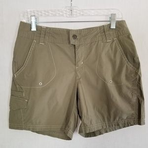 Columbia GRT Lightweight Cargo Shorts Brown